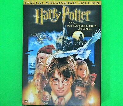 Harry potter and the philosopher's stone - dvd region 1 - eng - very good
