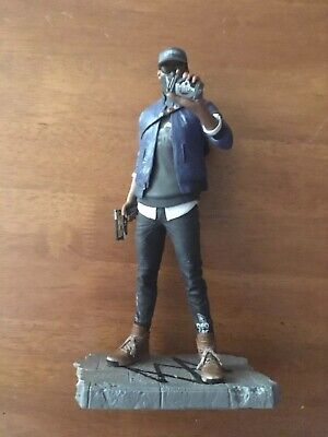 Watch Dogs 2 Marcus Holloway Statue