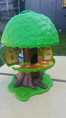 Vintage Palitoy Family Tree House 1970's With No Accessories