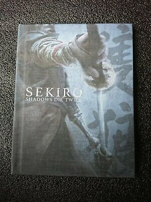 Sekiro: Shadows Die Twice Artbook from Collector's Edition, brand new and rare
