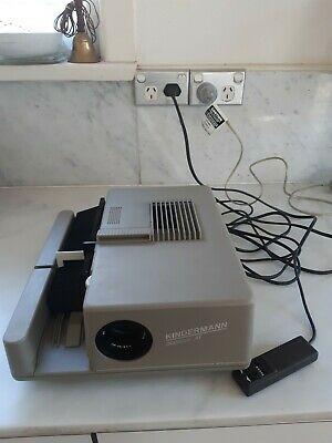 Kinderman Slide Projector