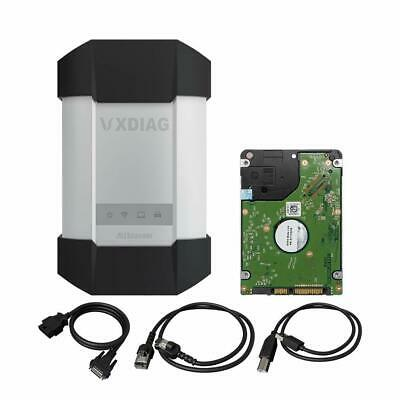VXDIAG Diagnostic Code Scanner Tool For BMW E/F/G series Icom A2 A3 With HDD