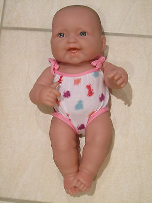 """Berenguer 'Lots to Love Babies' Vinyl Baby Doll 35cm (14"""") + Outfit"""