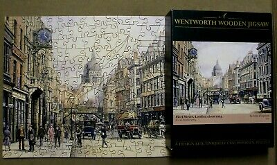 250 piece Wentworth Wooden Jigsaw Puzzle Completed Twice (16)