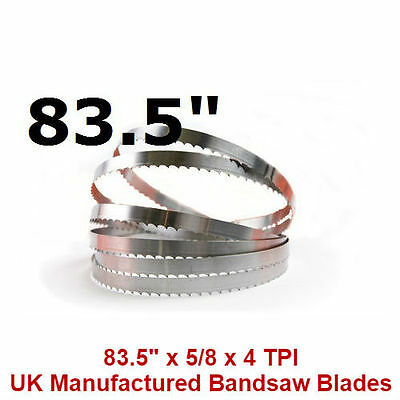Butchers Meat Bandsaw Blades (10 Pack) - 83.5""