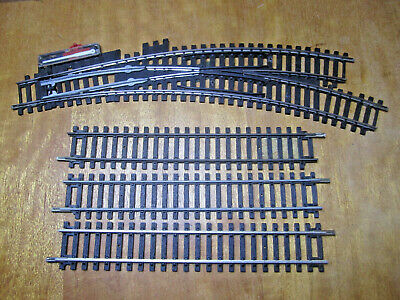 Model Trains Oo Hornby Track Points R.641/r.306 Straights R.600 Series. Suit Ho
