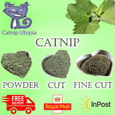 Super Catnip, Loose Catnip All Sizes