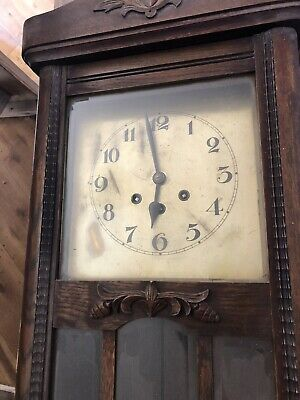 large wall clock Antique