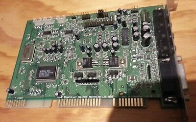 Creative Vibra 16 Sound card CT2960 ISA card close to new - tested