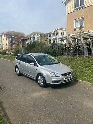 ford focus estate 1.6 diesal turbo ghia 2007