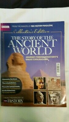 BBC History magazine collectors edition: the story of the ancient world