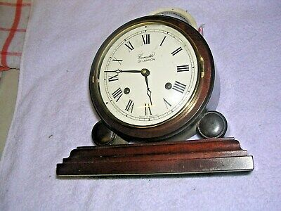 Clock  Parts , Lovely Mantel Clock, Working, Franz-Hermle