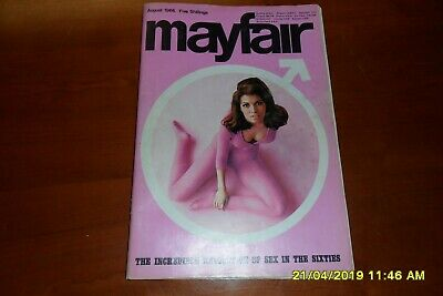 Mayfair - Volume 1- Number 1 - Complete and Good Condition