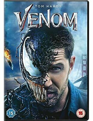Venom [DVD] [2018] - Region 2 UK