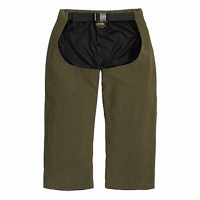 Mens Musto Country/Keepers Over Leggings - Dark Moss - all sizes - new - CS0691