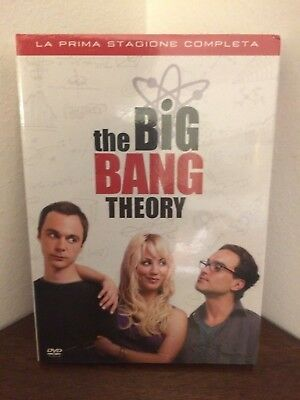 The Big Bang Theory - Stagione 1 (3 Dvd) Nuovo,
