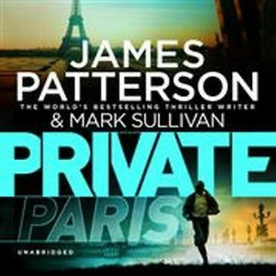 James Patterson Private Paris Cd Audiobook New Sealed 8 Disc Complete Audio Book