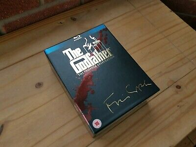 The Godfather Trilogy (Coppola Restoration) Blu Ray Boxset