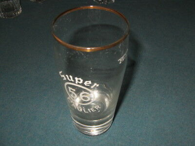 Verre A Biere Caulier Super 56 / Style Willy Becher /collector   / Tof 11