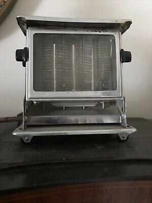 Vintage Hotpoint Double Sided Toaster Circa 1947