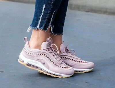 a41b706407 Nike Air Max 97 Ultra '17 SI Particle Rose Uk Size 3 Eur 36 AO2326