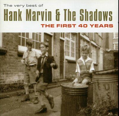 The Very Best of Hank Marvin & The Shadows The First 40 Years (2CD 1998) Apache