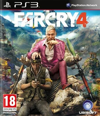 FAR CRY 4 Ps3 (Lee antes de comprar)