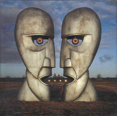 "PINK FLOYD ""The division bell"" (1994) CD Rock"