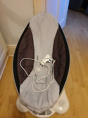 4moms Mamaroo Infant bouncer Seat - Grey Classic