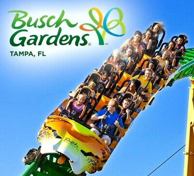 Busch Gardens Tampa Tickets $72     A Promo Discount Tool