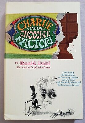 Charlie and The Chocolate Factory  - Roald Dahl  - 1973 Revised Edition