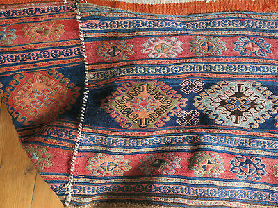 Shahsavan  Sumakh  Mafrash  Komplett Rar Collector  Kelim  Kilim Tappeto Antique