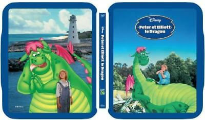 Disney Peter et Elliott le dragon Steelbook [Blu-ray + DVD] - NEUF SOUS BLISTER