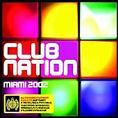 Various Artists - Club Nation Miami 2002 (2002) CD BRAND NEW (NOT SEALED)