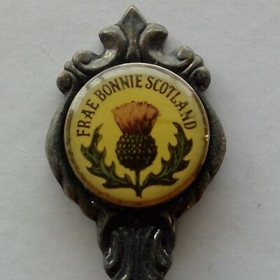 Frae Bonnie Scotland Souvenir Spoon Teaspoon (T167)