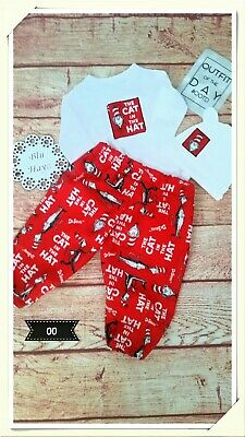 Size 00 Cat In The Hat Set