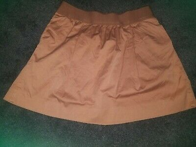 7896a8b36 J.crew Size 2 Blush STRETCH above knee skirt with pockets. EXCELLENT.