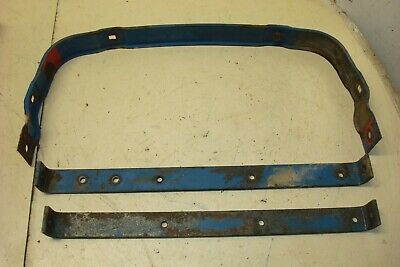 Ford 6000 Tractor Hood Support Mounts