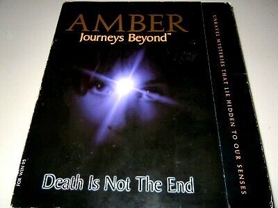 """AMBER Journeys Beyond """"Death is not the end""""  W98 UK BIG BOX  Worldwide Post VGC"""