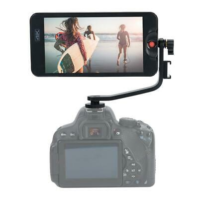 T5 1000:1 5.5inch FHD 4K HDMI Video Camera Monitor for DSLR Mirrorless Cameras