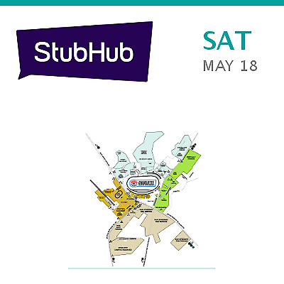 PARKING PASSES ONLY Monster Energy NASCAR All-Star Race Tickets - Concord