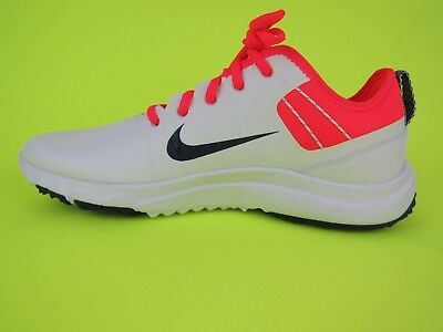 the best attitude 2820f a4c4b Nike FI Impact 2 Spikeless Golf Shoes Women s 9.5 White Waterproof  776093-102