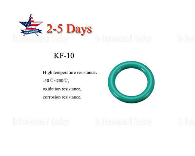 US KF-10 Seal Fluorine Rubber Sealing FKM Viton O-Ring for Vacuum Drying Oven