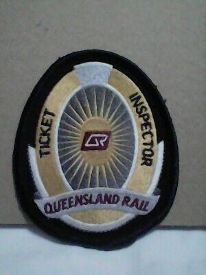 Australia, state of Queensland, Rail ticket inspector's Patch