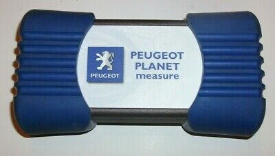 Original Peugeot Planet Measure Actia Tool oscilloscope multimeter digital