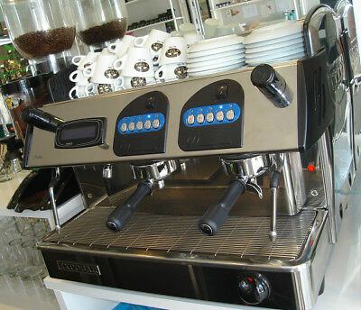 PERFECT CONDITION 6 months old Commercial Espresso Coffee Machine EXPOBAR 2 Gr