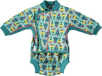 Pop-In Cosy Suit, Rockets, Baby Small