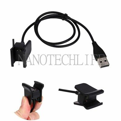 Replacement USB Charger Charging Cable Replacement Cord for Fitbit Alta HR