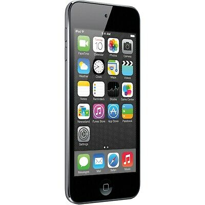 Apple iPod Touch 5th Gen 16GB Space Gray MGG82LL/A
