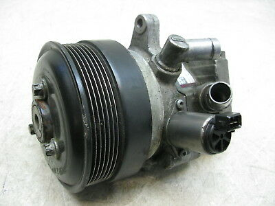 03-06 Mercedes CL600 S600 W215 W220 Power Steering Tandem Pump ABC Hydraulic A